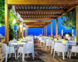 Bar-view Skiathos Palace Hotel - single travellers holidays