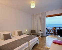 Modern Room Sea View Skiathos Palace Hotel - single traveller holidays