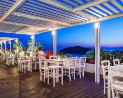 White View Grill Restaurant Skiathos Palace Hotel - single traveller holidays