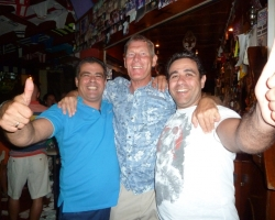 Singles Holiday, Two Brothers Bar Owners & Dynamics Host, Zante