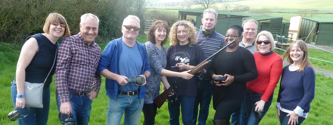 Group Photo - Shooting