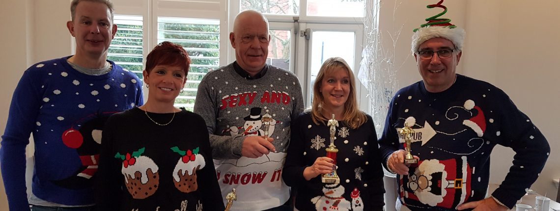New Xmas Jumpers