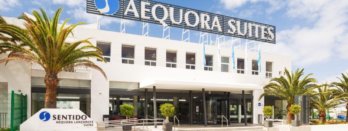 Sentindo Aequora 4* Hotel, Lanzarote
