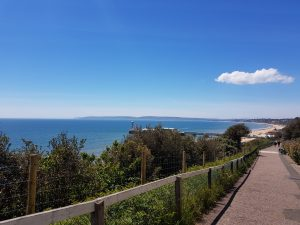 Solo travel to Bournemouth